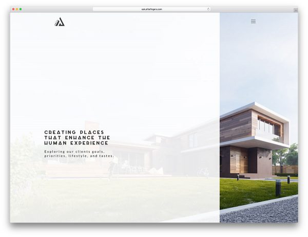 Web Design for architects_oak