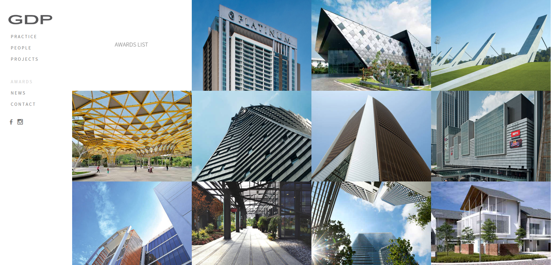 top web design architects in malaysia_gdp malaysia