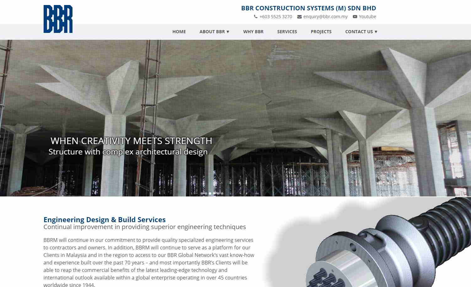 top web design for construction co_bbr