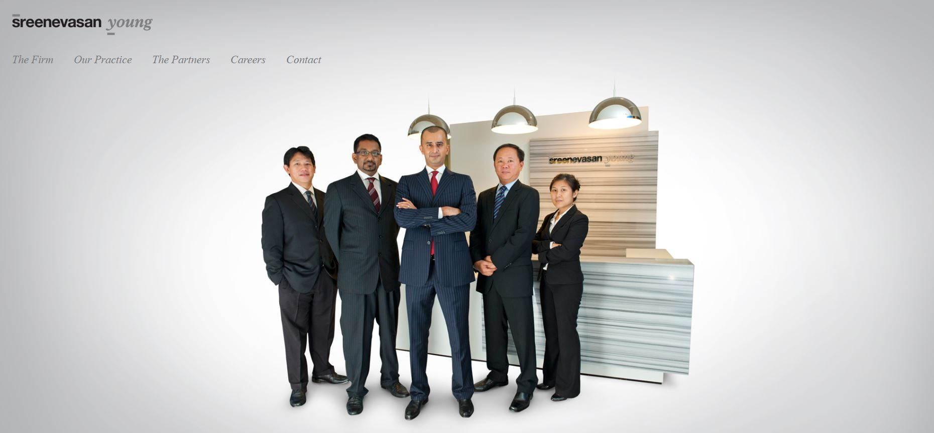 web design for lawyers_sreenevasan lawyers