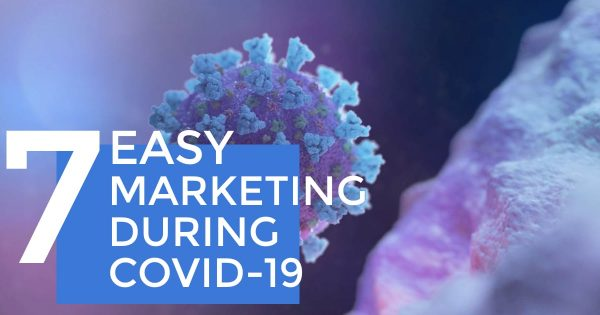 Marketing for Covid-19. facebook