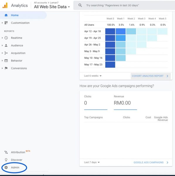 How To Share Google Analytics and Google Search Console Quickly 1
